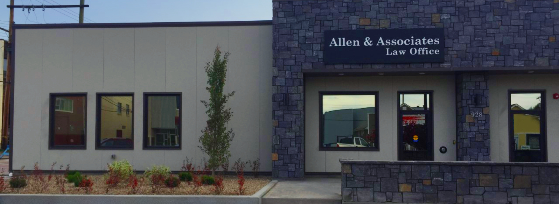 Allen & Associates Law Office in Dawson Creek, BC